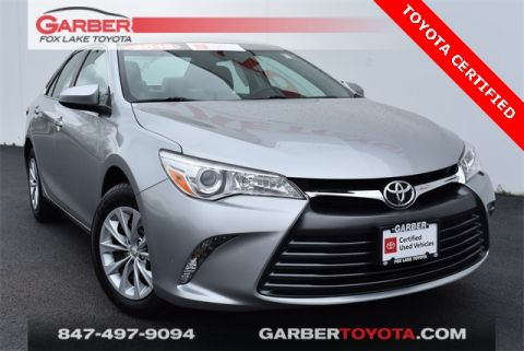 Certified Pre-Owned 2015 Toyota Camry LE 4 door