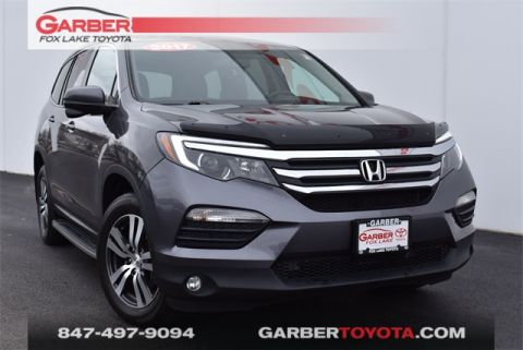 Pre-Owned 2017 Honda Pilot EX-L 4 door