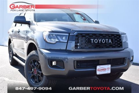 New 2020 Toyota Sequoia 4WD 4D Sport Utility
