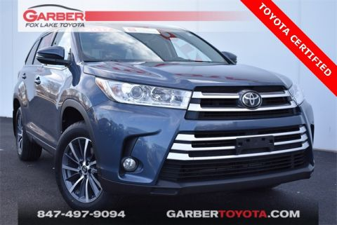 Certified Pre-Owned 2017 Toyota Highlander XLE AWD V6