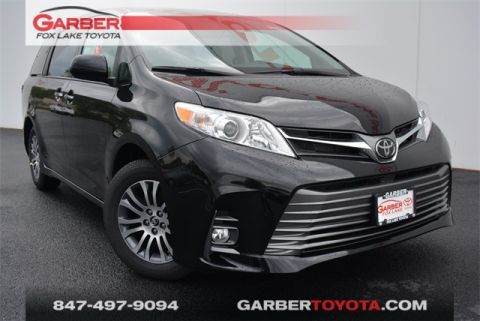 New 2020 Toyota Sienna XLE 4 door