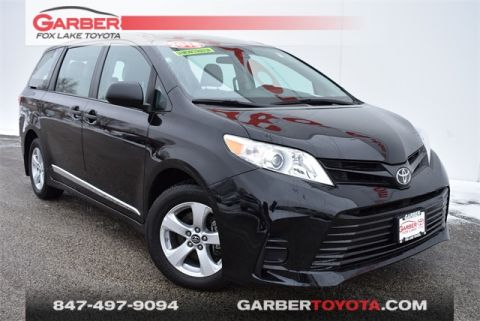 Certified Pre-Owned 2018 Toyota Sienna L