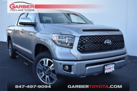New 2020 Toyota Tundra Platinum CrewMax 5.5' Bed 5.7L (Natl)
