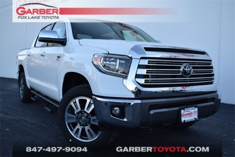 New 2020 Toyota Tundra 1794 4 door