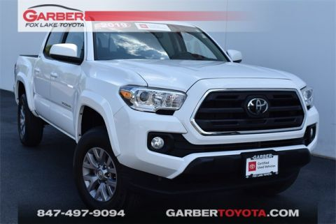 Certified Pre-Owned 2019 Toyota Tacoma SR5 4 door