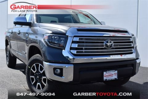 New 2020 Toyota Tundra Limited 4 door