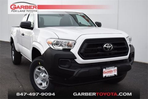 New 2020 Toyota Tacoma SR 4 door