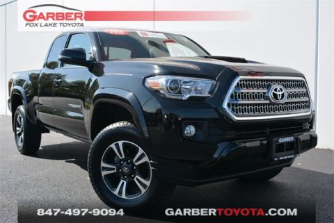 Certified Pre-Owned 2016 Toyota Tacoma TRD Offroad 4WD