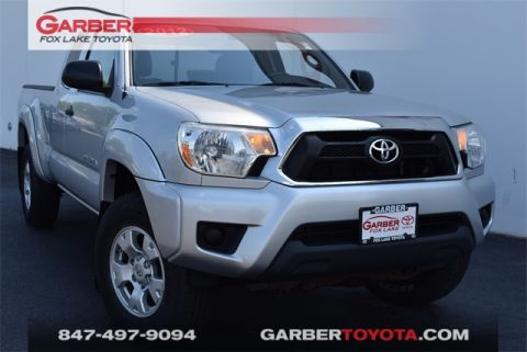 Pre-Owned 2012 Toyota Tacoma SR5 4X4 ACCESS CAB 4 door