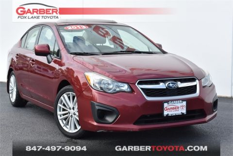 Pre-Owned 2013 Subaru Impreza 2.0i Premium 4 door