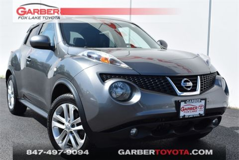 Pre-Owned 2013 Nissan Juke SL 4 door