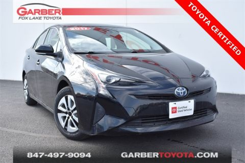 Certified Pre-Owned 2017 Toyota Prius Two 4 door