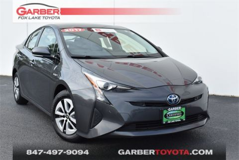 Certified Pre-Owned 2017 Toyota Prius Four 4 door