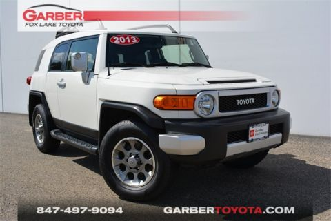 Pre-Owned 2013 Toyota FJ Cruiser Base 4WD