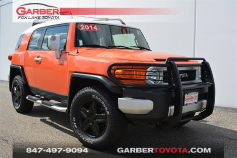 Pre-Owned 2014 Toyota FJ Cruiser Base 4WD