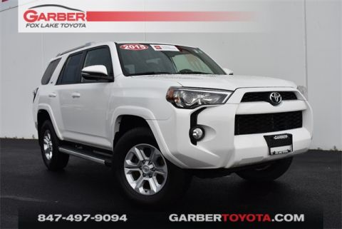 Certified Pre-Owned 2015 Toyota 4Runner SR5 Premium With Navigation & 4WD