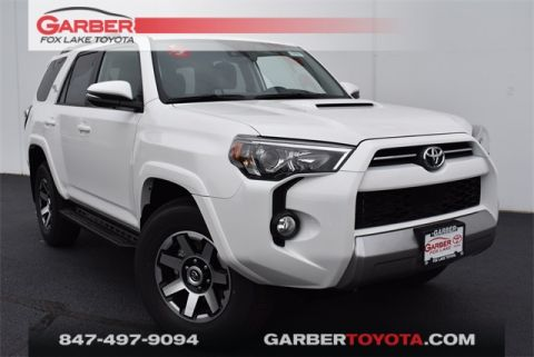 New 2020 Toyota 4Runner TRD Off-Road Premium 4WD