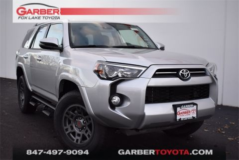 New Toyota 4Runner® For Sale in Fox Lake IL | Garber Toyota
