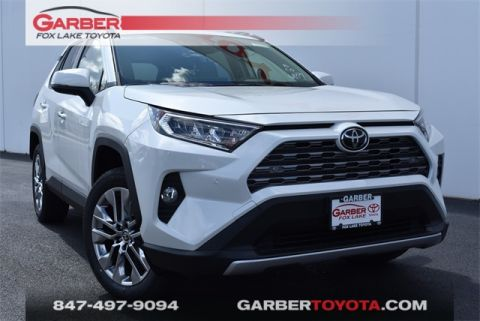 New 2020 Toyota RAV4 Limited 4 door