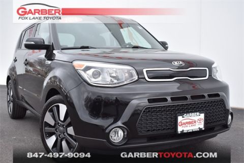 Pre-Owned 2014 Kia Soul Exclaim
