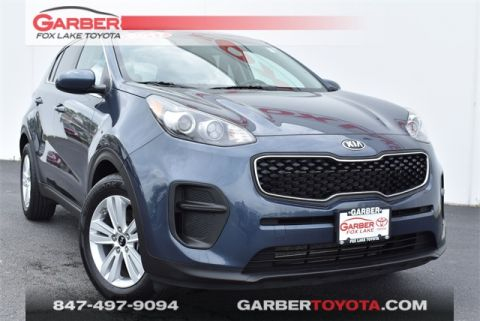 Pre-Owned 2017 Kia Sportage LX 4 door