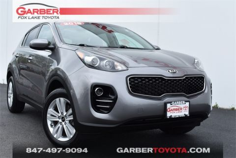 Pre-Owned 2018 Kia Sportage LX 4 door