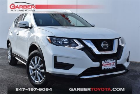 Pre-Owned 2019 Nissan Rogue SV 4 door