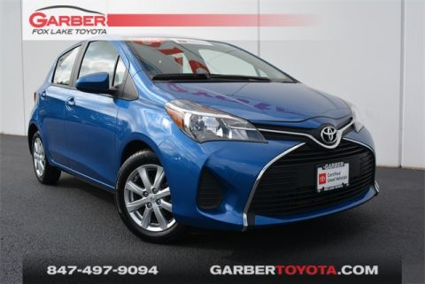 Certified Pre-Owned 2016 Toyota Yaris L